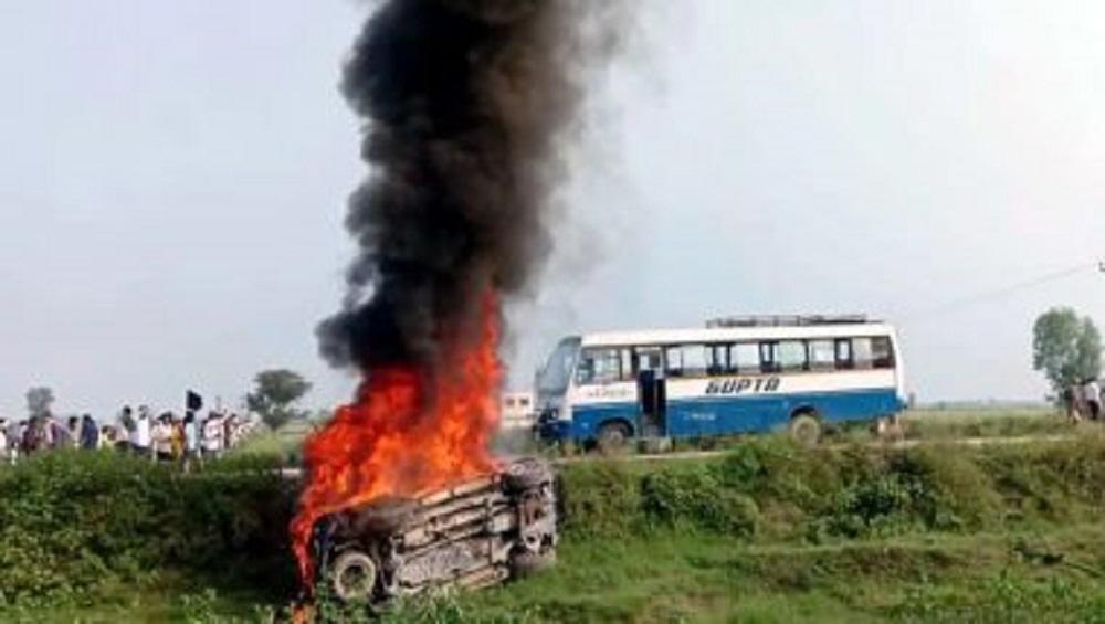 Lakhimpur Kheri Violence: লাখিমপুরের ঘটনার প্রতিবাদে রেল রোকো, 'মহাপঞ্চায়েত' কৃষক সংগঠনের, চড়ছে পারদ