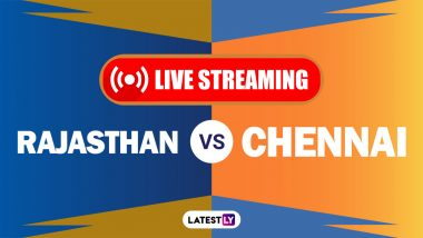 RR vs CSK, IPL 2021 Live Cricket Streaming: কোথায়, কখন দেখবেন রাজস্থান রয়্যালস বনাম চেন্নাই সুপার কিংস ম্যাচের সরাসরি সম্প্রচার