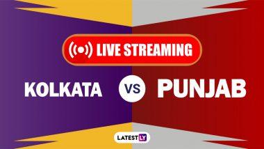 KKR vs PBKS, IPL 2021 Live Cricket Streaming: কোথায়, কখন দেখবেন কলকাতা নাইট রাইডার্স বনাম পঞ্জাব কিংস ম্যাচের সরাসরি সম্প্রচার