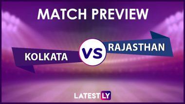 KKR vs RR Preview: আইপিএলে আজ কলকাতা নাইট রাইডার্স বনাম রাজস্থান রয়্যালস, জেনে নিন দুই দলের সম্ভাব্য একাদশ ও পরিসংখ্যান