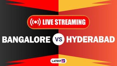 RCB vs SRH, IPL 2021 Live Cricket Streaming: কোথায়, কখন দেখবেন রয়্যাল চ্যালেঞ্জার্স ব্যাঙ্গালোর বনাম সানরাইজার্স হায়দরাবাদ ম্যাচের সরাসরি সম্প্রচার