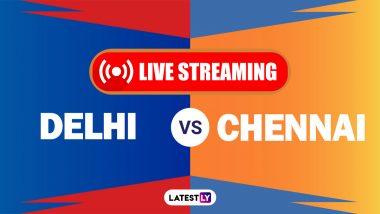 DC vs CSK, IPL 2021 Live Cricket Streaming: কোথায়, কখন দেখবেন দিল্লি ক্যাপিটালস বনাম চেন্নাই সুপার কিংস ম্যাচের সরাসরি সম্প্রচার