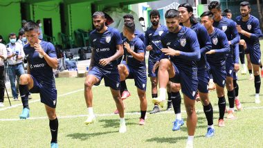 India vs Nepal, SAFF Championship 2021 Final Live Streaming: সাফ চ্যাম্পিয়নশিপের ফাইনালে ভারত বনাম নেপাল, কোথায়, কখন, কী ভাবে দেখবেন ম্যাচের সরাসরি সম্প্রচার