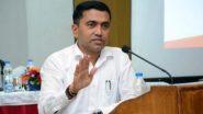 Goa: গোয়ার মুখ্যমন্ত্রী প্রমোদ সাওয়ান্তকে সরাচ্ছে বিজেপি! বড় দাবি আপ-এর