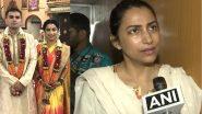 Sameer Wankhede: ছত্রপতি শিবাজীর রাজ্যে মহিলাদের মর্যাদাহানি, মহা মুখ্যমন্ত্রীকে চিঠি সমীর ওয়াংখেড়ের স্ত্রীর