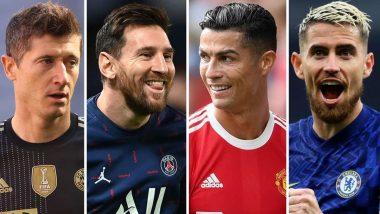 Ballon d'Or 2021: ব্যালন ডি'অর পুরস্কারের জন্য ৩০ জনের তালিকা প্রকাশ, দেখে নিন কোন কোন ফুটবলার রয়েছেন