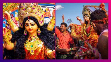 Durga Puja 2021: দশমীর বিষাদলগ্নে উমাকে বিদায় বাঙালির