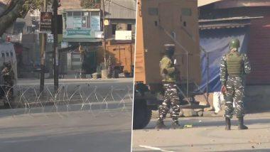 Pulwama Encounter: কাশ্মীরের পুলওয়ামায় চলছে নিরাপত্তা বাহিনী-জঙ্গি গুলির লড়াই, আটকে শীর্ষ লস্কর কমান্ডার