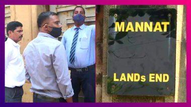 Aryan Khan Drug Case: শাহরুখের 'মন্নতে' গোয়েন্দা হানা