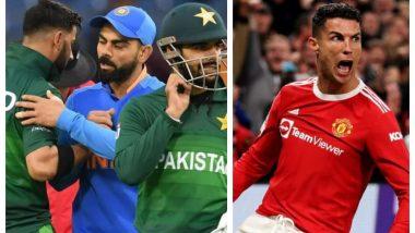 Super Sunday: ভারত-পাকিস্তান টি২০ বিশ্বকাপ ম্যাচ থেকে ম্যান ইউ-লিভারপুল ডুয়েল, আজ রবিবারটা ক্রীড়াপ্রেমীদের জন্য তোলা