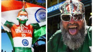 IND vs PAK, T20 World Cup 2021: টি-২০ বিশ্বকাপে ভারত-পাকিস্তান ম্যাচ ঘিরে উত্তেজনায় ফুটছে বাইশ গজের বিশ্ব, সুধীর-চাচারা হাজির দুবাইয়ে